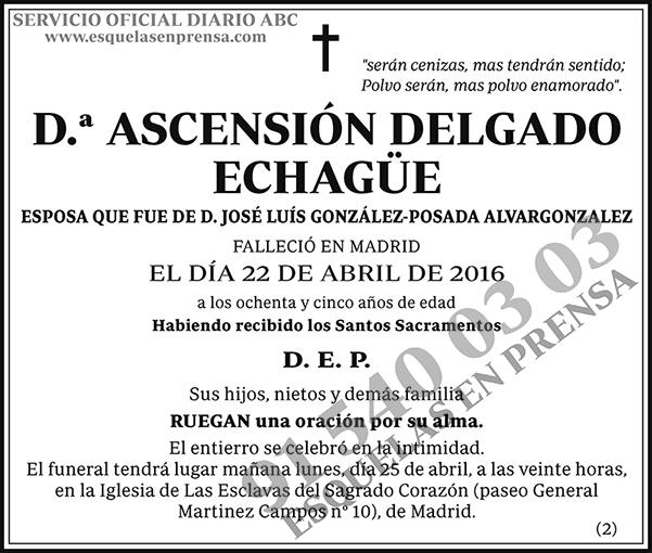 Ascensió Delgado Echagüe